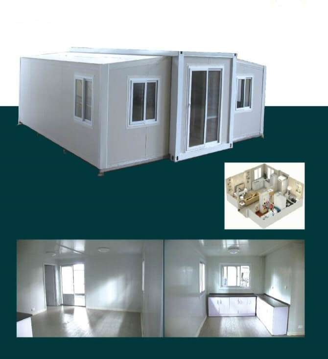 Maison Container Module TIO - Home Container