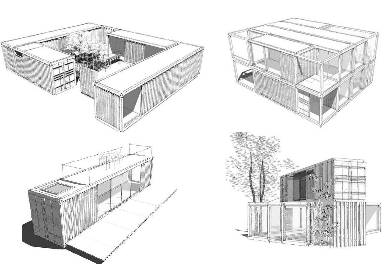 Construction Maison Modulable en Containers - Home Container