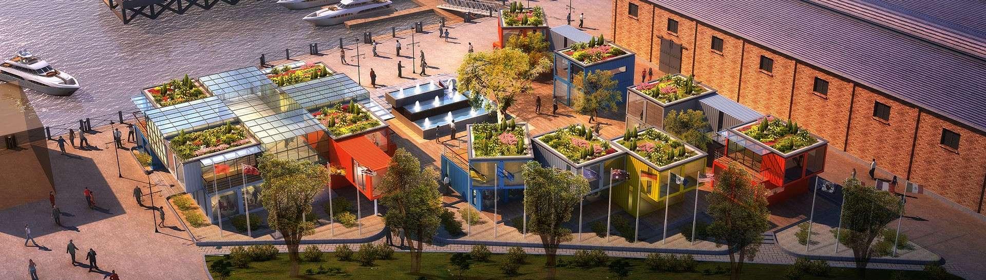 Home Container – Construction de Commerces & Maisons Containers
