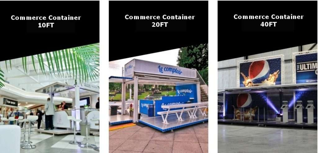 commerce container