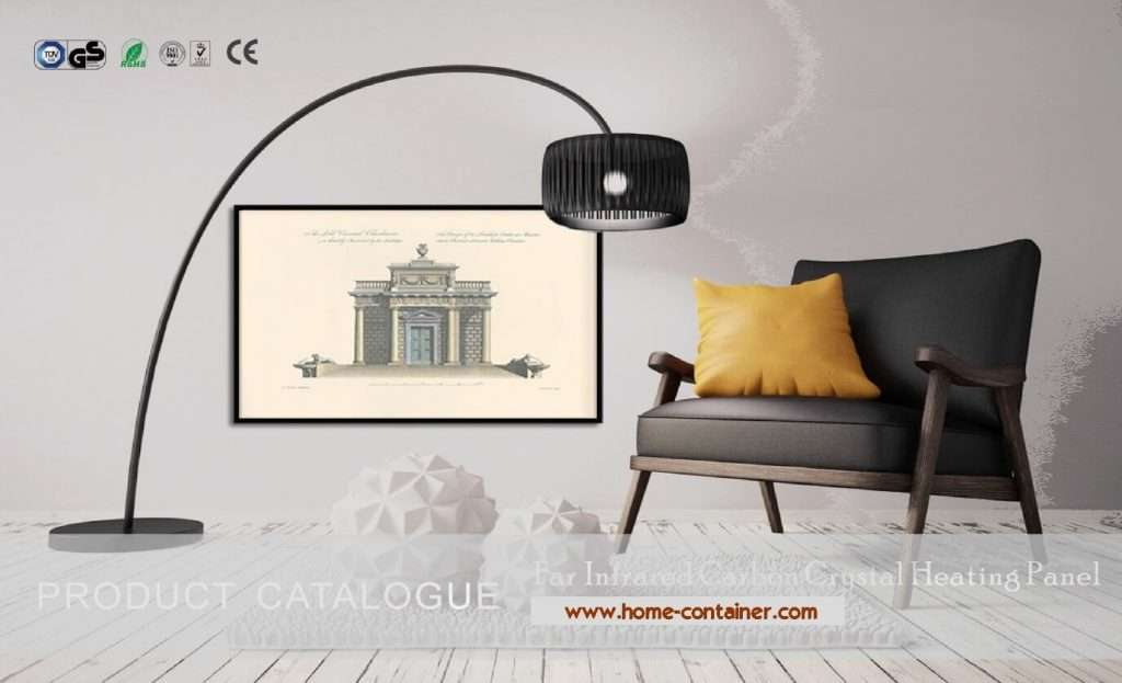 chauffage economique au carbone chauffez vos espaces avec l 39 infrarouge home. Black Bedroom Furniture Sets. Home Design Ideas